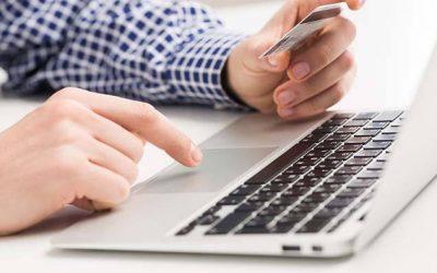 Configuración del pago de facturas online