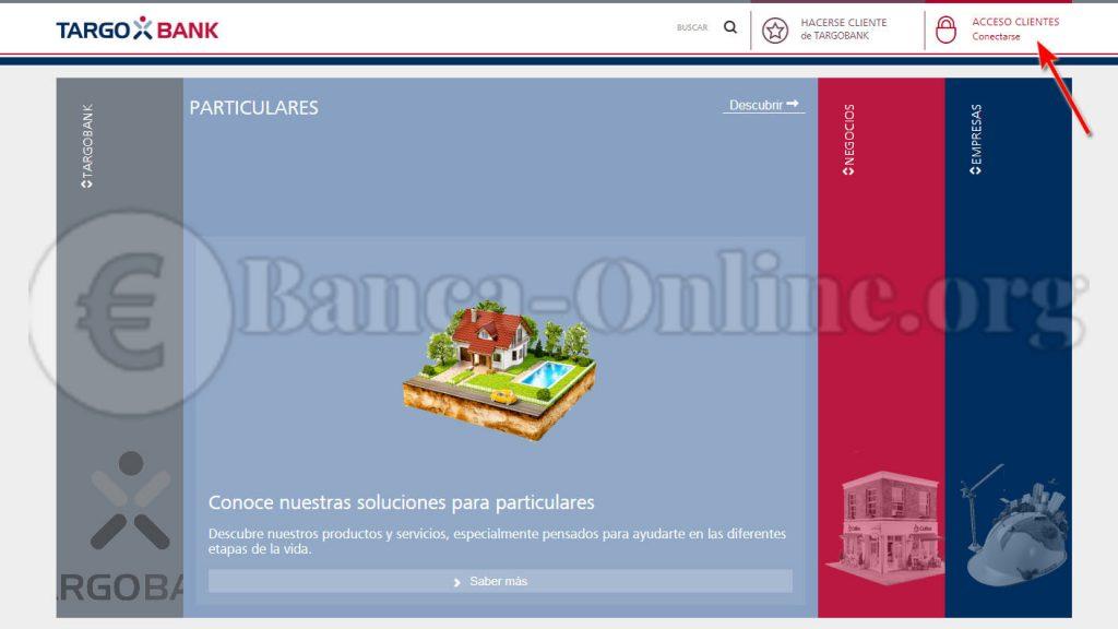 acceso clientes targobank